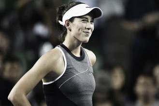 WTA Tokyo: Garbine Muguruza beats Monica Puig in first match as world number one