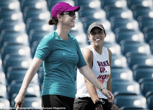 Lindsay Davenport believes Madison Keys will earn more chances for a first Grand Slam title
