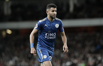 Leicester recusa proposta da Roma por Mahrez e meia continua na Inglaterra