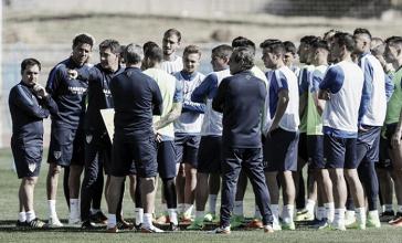 Cinco entrenamientos para preparar la final ante el Leganés