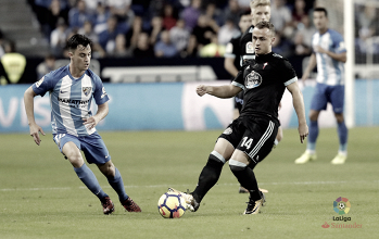 El Málaga busca asaltar Balaídos