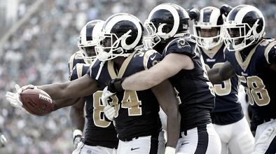 Los Rams se llevan la victoria en Jacksonville