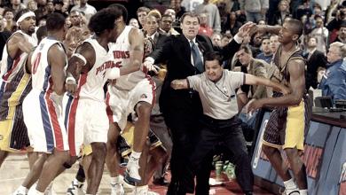 Malice at the Palace: a confusão que sujou a imagem da NBA e gerou regras polêmicas