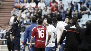 Victoria del Real Zaragoza en el caos de las expulsiones