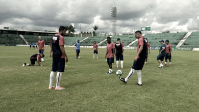 Paraná encerra preparação para estreia da Copa do Brasil contra URT-MG