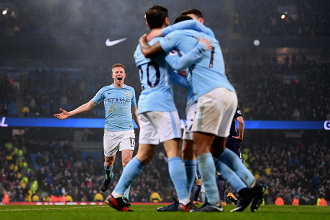 Manchester City, il titolo è tuo