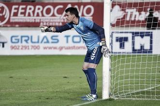 Javier Mandaluniz, primer refuerzo invernal de la Deportiva