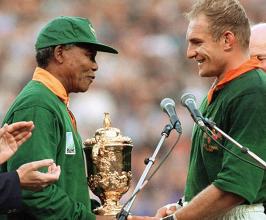 Mandela : quand le sport dépasse la politique