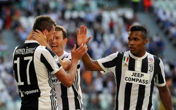 Juve: il 4-3-3 può penalizzare Mandzukic?