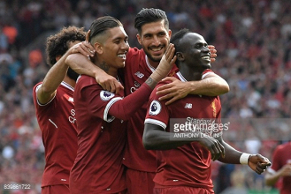 Liverpool 4-0 Arsenal: Visitors picked apart by ruthless Reds