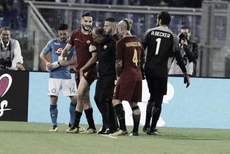 Roma, lesione muscolare per Manolas