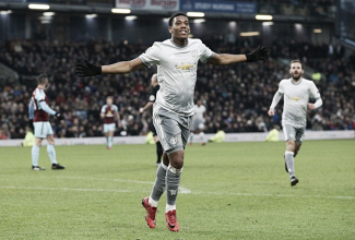 Premier League - La legge Martial salva uno spento United: Burnley superato (0-1)