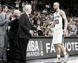 Manu Ginóbili seguirá un año más con los Spurs