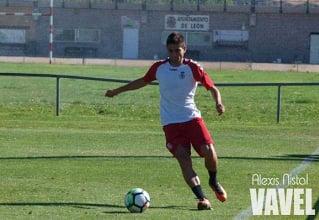 Manu Rodríguez, principal novedad para viajar a Reus