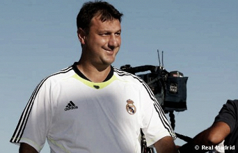 Manuel Díaz vuelve al Real Madrid