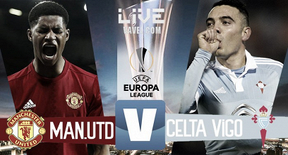 Manchester United - Celta Vigo, semifinali Europa League 2016/17 (1-1): a Fellaini risponde Roncaglia