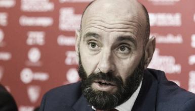 """Monchi: """"Mi idea es reforzar el equipo, tenemos soluciones en la plantilla"""""""