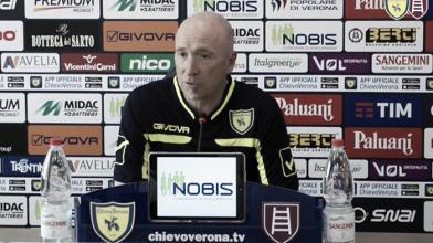 """Chievo-Roma, Maran: """"Giochiamo con spensieratezza e senza porci limiti"""""""