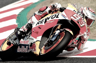MotoGP, ancora Marquez davanti a tutti nelle FP3, notte fonda Yamaha