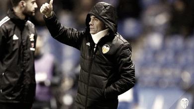 """Marcelino: """"Debemos estar contentos por conseguir 40 puntos durante la primera vuelta"""""""