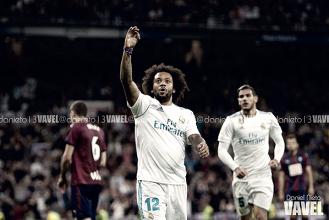 El baile de Marcelo siempre enamora al Real Madrid
