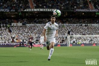 Asensio se reencuentra con el gol