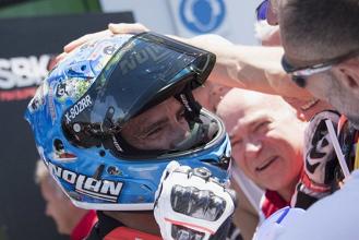 WorldSBK, Ducati - Melandri rinnova con Aruba