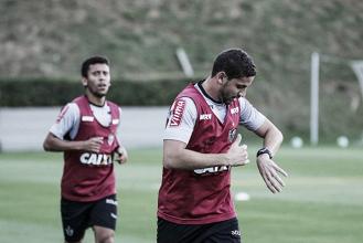 Gabriel e Otero fora e retorno de Marcos Rocha: Roger relaciona Atlético-MG para encarar Botafogo