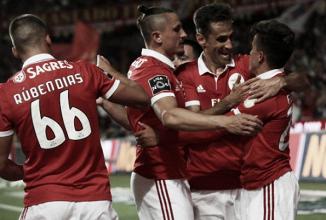 Resumen Marítimo 1-1 Benfica en la Liga NOS 2017