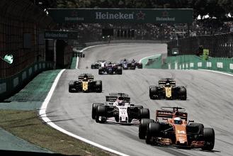 Liberty Media baraja renovar el logo de la F1