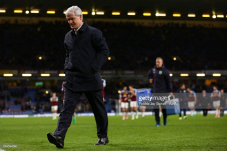 """Burnley 1-0 Stoke City: """"Just one of those nights"""" says Mark Hughes"""