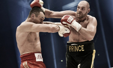 Fury-Klitschko rematch postponed due to Fury ankle injury