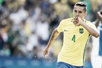 Marquinhos volta à Arena Corinthians pela primeira vez após ouro olímpico