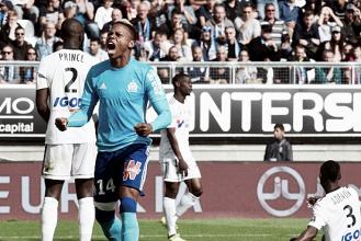 Com dois de N'Jie, Marseille supera Amiens e volta a vencer na Ligue 1