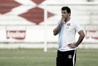 Santa Cruz realiza trabalho técnico de olho em decisão contra Luverdense