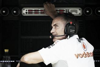 Whitmarsh está de vuelta a la Fórmula Uno