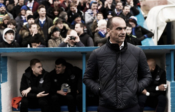 Roberto Martinez: We want to raise expectations playing at home