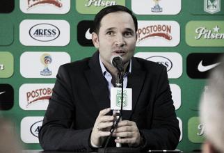 """Víctor Marulanda sobre Dayro Moreno: """"El club lo quiere y está haciendo todo el esfuerzo en que pueda continuar"""""""