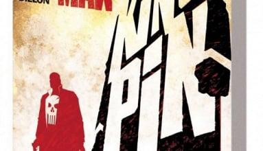 "Comic Book Wednesday: Punisher MAX ""Kingpin"""