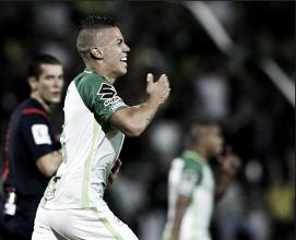 Mateus Uribe deja su sello de 'crack' en la estrella 16 de Atlético Nacional