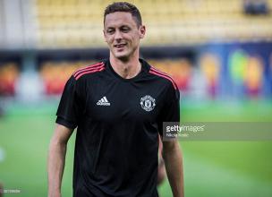 "Nemanja Matić is a ""terrific player"" enthuses Manchester United captain Michael Carrick"