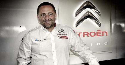 """Yves Matton: """"Tenemos que seguir mejorando el C3 WRC"""""""
