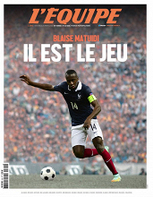 Mercato : Blaise Matuidi (et Jesé) quittent le  Paris Saint-Germain