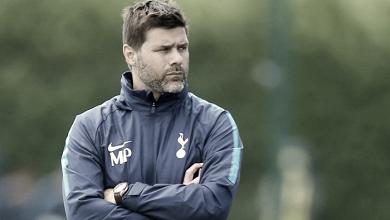 """Pochettino: """"Tenemos que ir paso a paso, ahora estamos centrados en el Liverpool"""""""