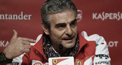 Arrivabene extinguiu ordens de equipa na Ferrari