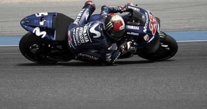 """Maverick Viñales: """"No me encuentro cómodo sobre la moto"""""""