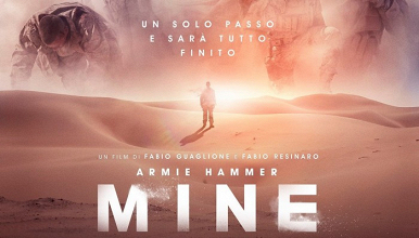 Crítica de 'Mine': notable cinta carente de toques perfeccionistas