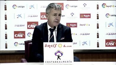 """Lucas Alcaraz: """"Hoy nos hemos dado cuenta de lo que vale ganar en Segunda División"""""""