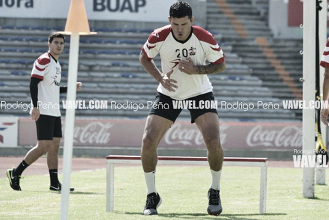 "'Maza' Rodríguez: ""Muy contento de regresar a la cancha"""