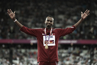 World Athletics Championships: Mutaz Essa Barshim claims first World High Jump gold